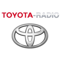Logo of radio station Toyota Radio