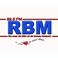 Logo of radio station RBM 99.6 FM