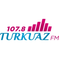 Logo of radio station Turkuaz FM