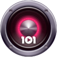 Logo de la radio 101.ru - Club Dance