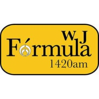Logo of radio station XEWJ Fórmula