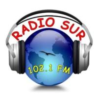 Logo of radio station Radio Sur 102.1