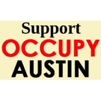 Logo of radio station Occupy Radio Austin