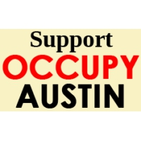 Logo of radio station Occupy Radio Austin
