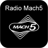 Logo of radio station Radio Mach5