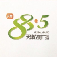 Logo of radio station 天津农村广播 - Tianjin Rural Radio
