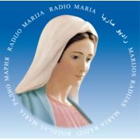 Logo de la radio Radio Maria Bolivia