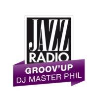 Logo of radio station Jazz Radio Groov'up DJ Masterphil
