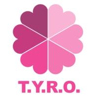 Logo of radio station TYRO