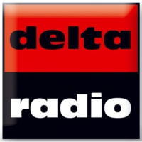 Logo of radio station Delta Radio Indie