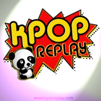 Logo of radio station Kpop Replay