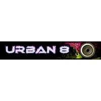 Logo de la radio urban8