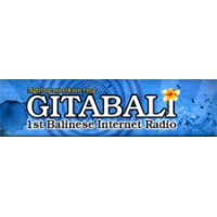 Logo of radio station Gita Bali