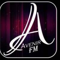 Logo of radio station Avenir FM