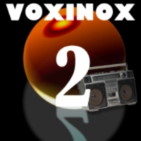 Logo of radio station Voxinox 2