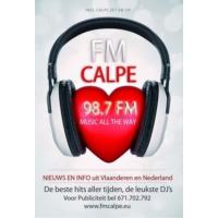 Logo de la radio Fm Calpe