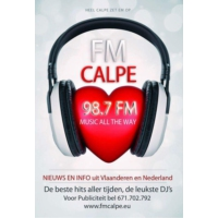 Logo of radio station Fm Calpe