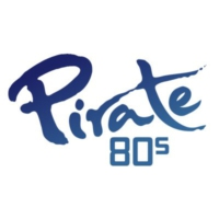 Logo of radio station Pirate 80s