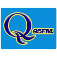 Logo of radio station Q95 FM
