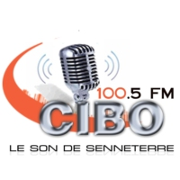 Logo of radio station CIBO FM 100.5