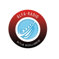 Logo of radio station Alfa Radio