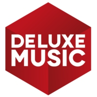 Logo of radio station Deluxe Radio