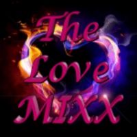 Logo of radio station The Love MIXX