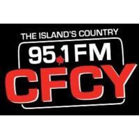 Logo de la radio CFCY 95.1 FM