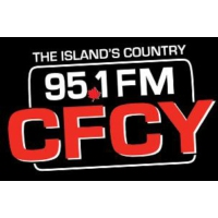 Logo of radio station CFCY 95.1 FM