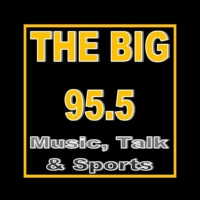 Logo de la radio WFMH The BIG 95.5 FM