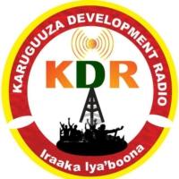 Logo of radio station KDR 100.3FM