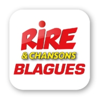 Logo of radio station Rire et Chansons Blagues