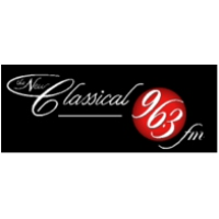 Logo of radio station CFMX Classical 96.3 FM