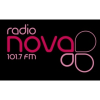 Logo of radio station Радио NOVA 101.7