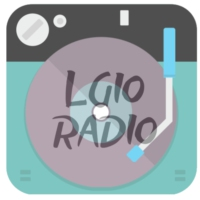 Logo of radio station LGiO Radio