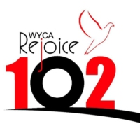 Logo of radio station WYCA Rejoice 102.3