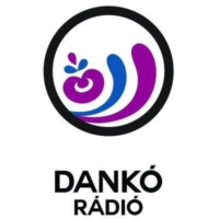 Logo of radio station Dankó Rádió