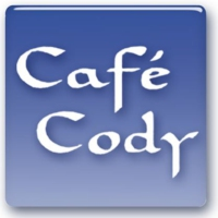 Logo of radio station Cafe Cody