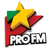 Logo of radio station ProFM