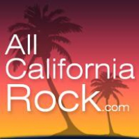 Logo of radio station All California Rock