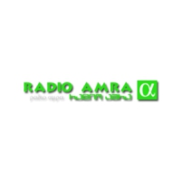 Logo of radio station რადიო ამრა