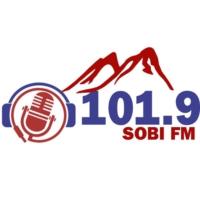 Logo of radio station Sobi101.9FM