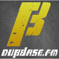 Logo of radio station Dubbase.FM