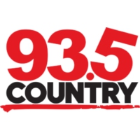 Logo de la radio CKXC-FM Country 93.5