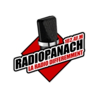 Logo of radio station RADIO PANACH 102.4 FM