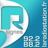 Logo of radio station R'Tignes