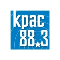 Logo of radio station KPAC 88.3 FM