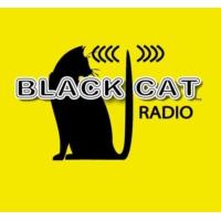 Logo de la radio Black Cat Radio