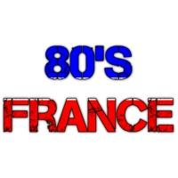 Logo of radio station 80s France