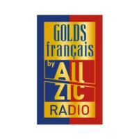 Logo of radio station Allzic Golds Français